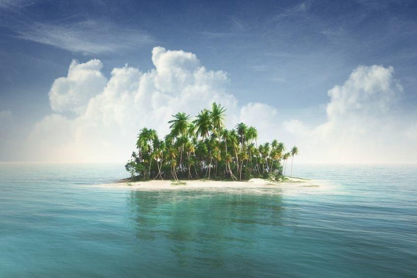 """""""Идеальный шторм"""" уничтожил пять островов в Тихом океане"""
