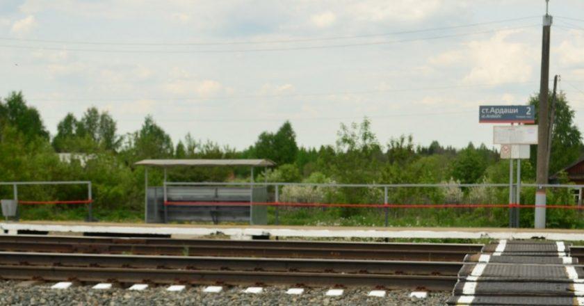 На территории Кировского региона ГЖД в 2016 году 50 платформ будут оборудованы навесами от дождя