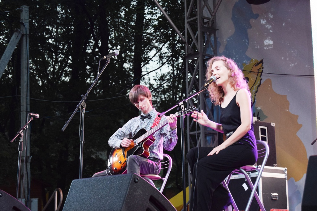 Кировская группа «Stranjazz» стала победителем окружного Фестиваля музыки