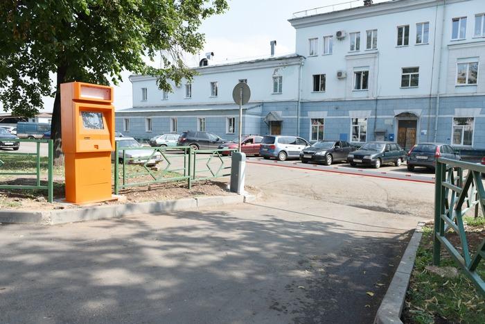 Платная парковка в Кирове заработает в сентябре
