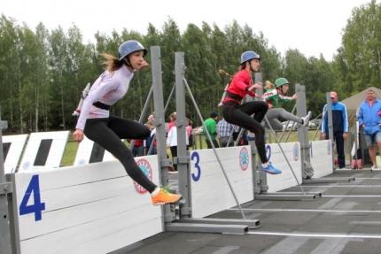 Кировчанка - в тройке лидеров на Всероссийских соревнованиях