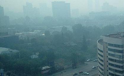 В воздухе Кирова не обнаружили превышений загрязняющих веществ