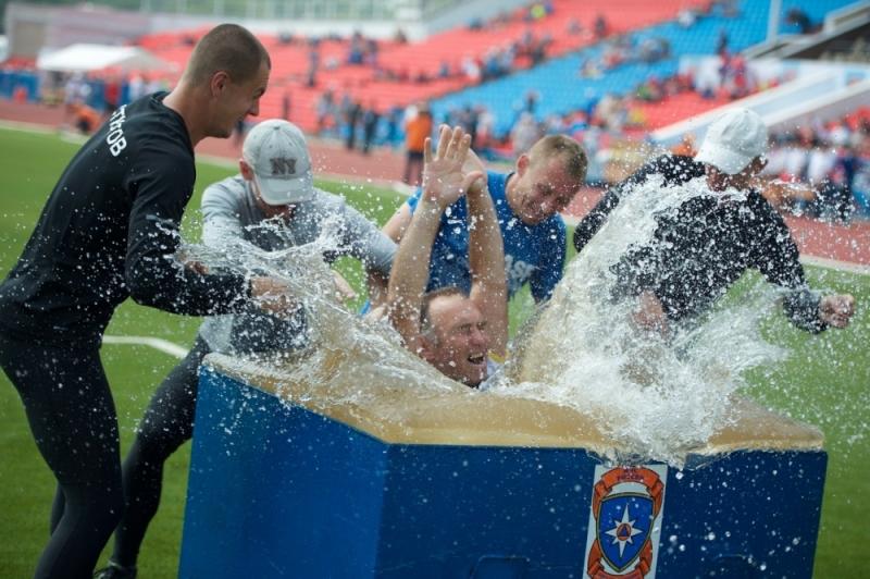Кировские спасатели стали лучшими в России по боевому развертыванию