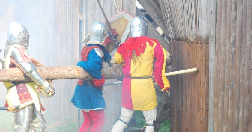 Рыцарский турнир на Вятке