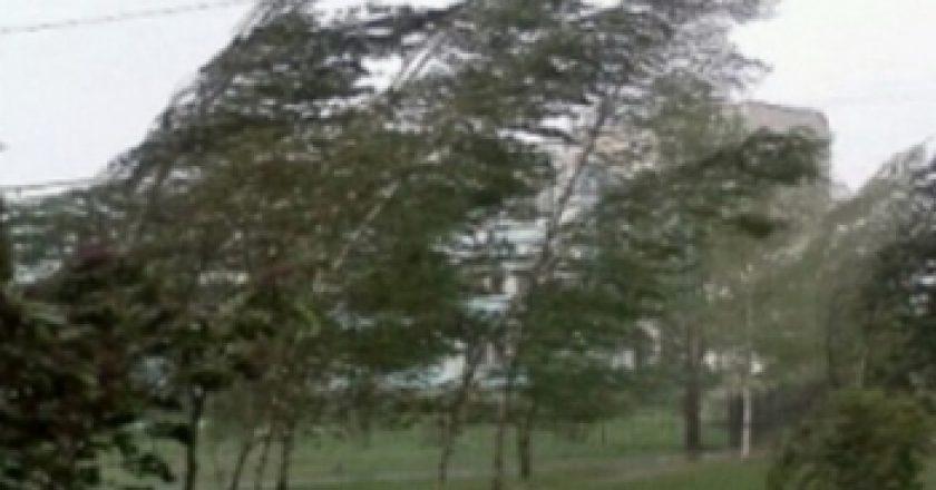 В Кирове ожидается град и сильный ветер