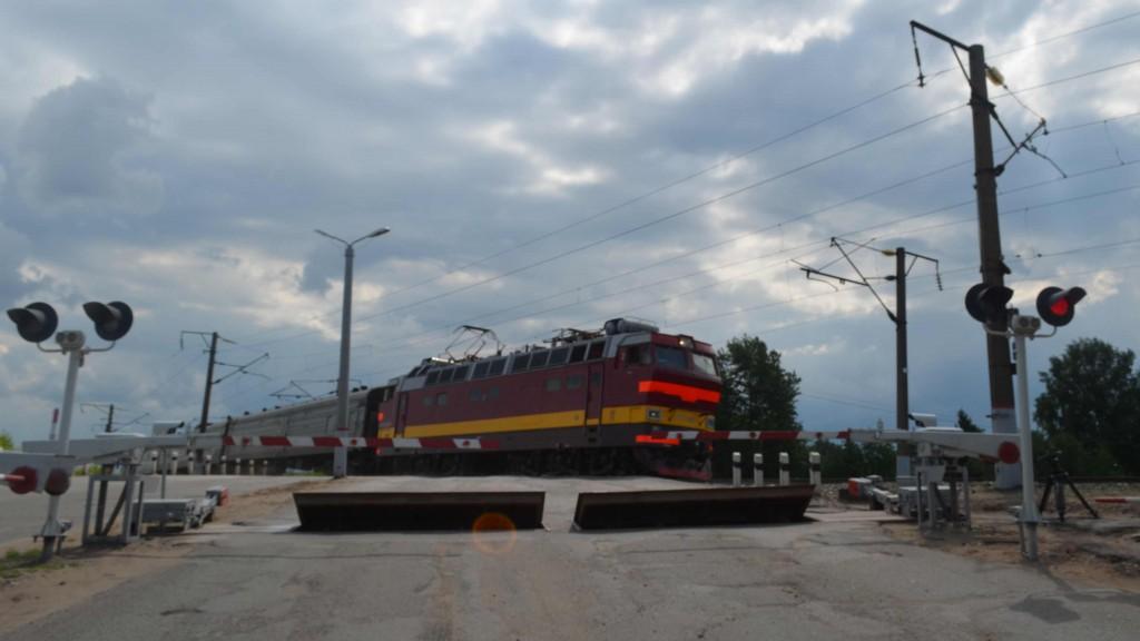 Переезд в Нововятске вновь закроют на ремонт