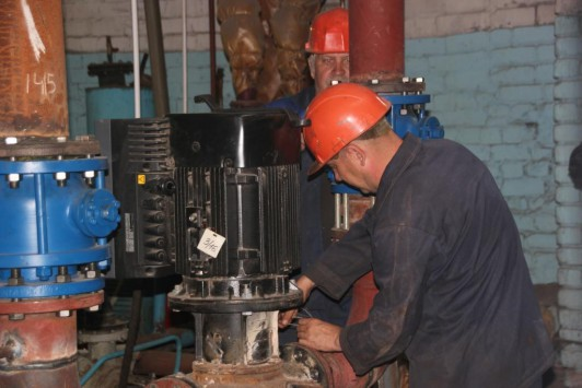 Новая котельная – для Косинской бумажной фабрики