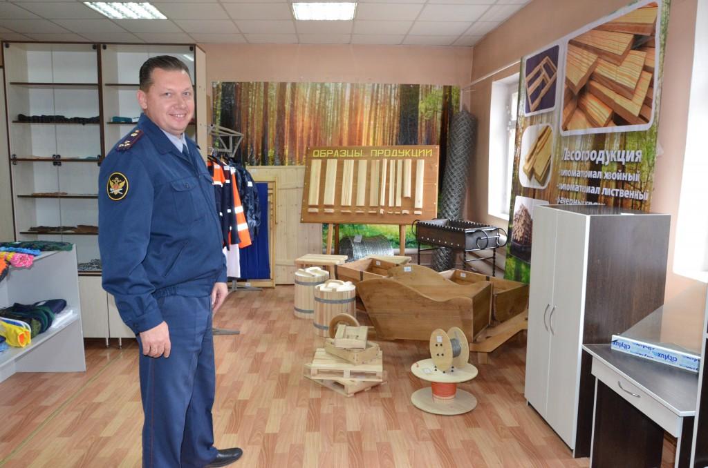 В Кирове открылась выставка работ осуждённых