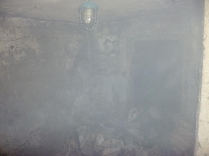 В Северной больнице произошел пожар