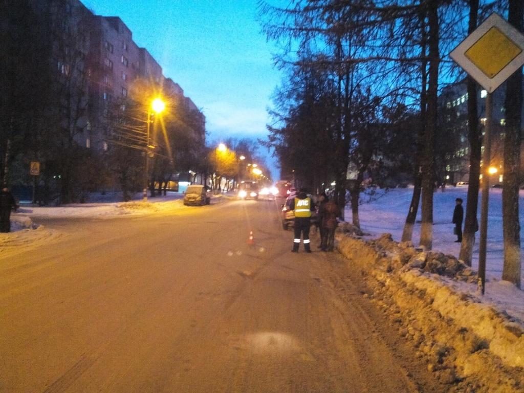 В Кирове BMW сбил 74-летнюю пенсионерку