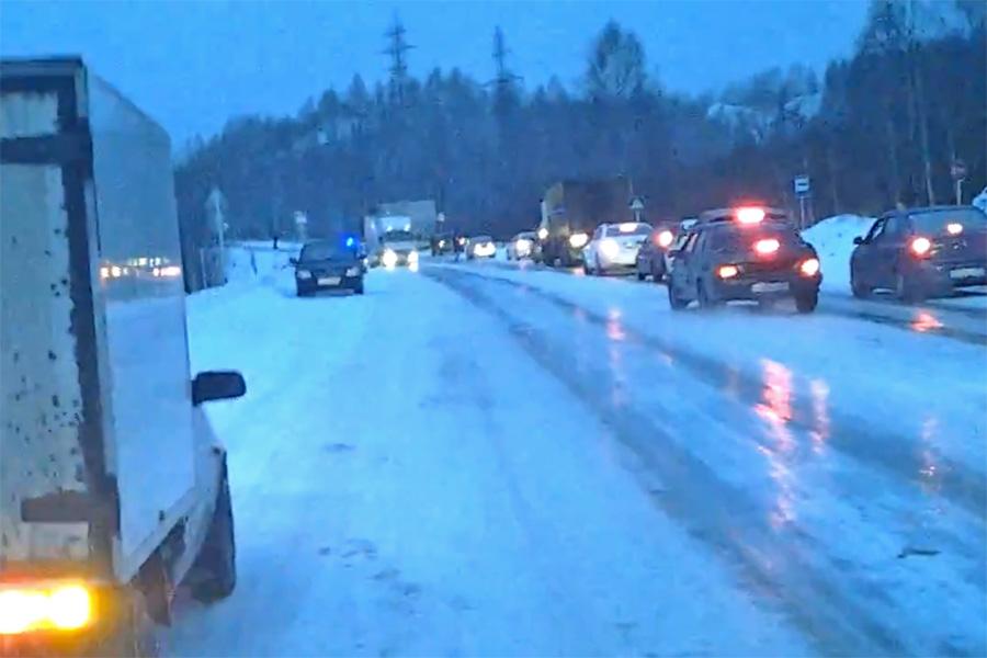 Погода в Кирове: на Кировскую область надвигаются ледяные дожди
