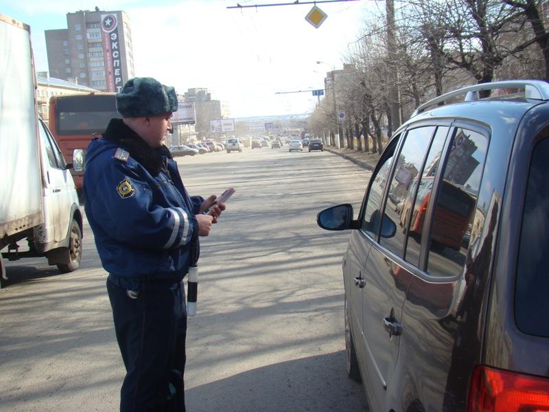 За выходные в Кирове поймали 16 нетрезвых водителя
