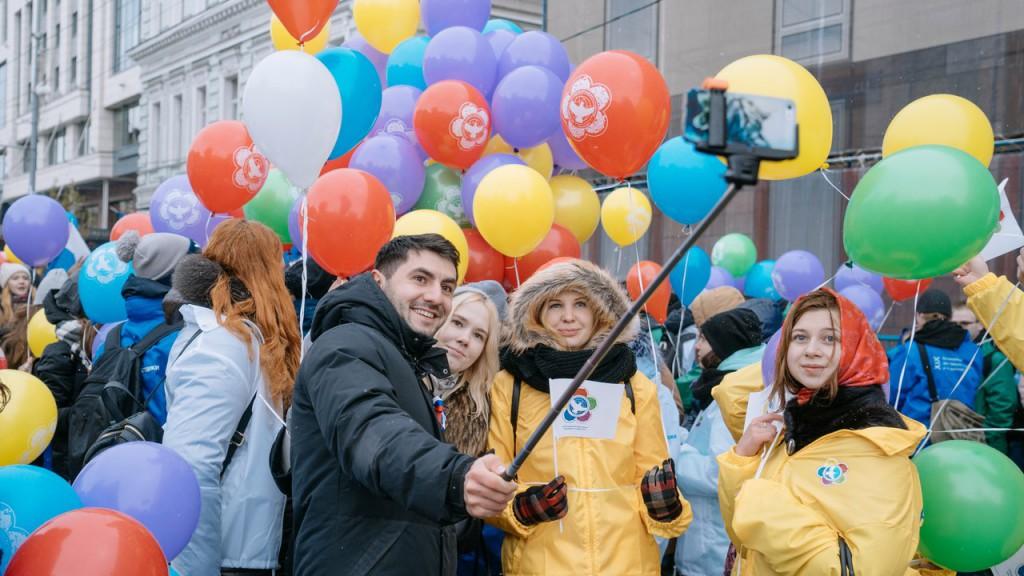 В Кировской области начат приём заявок на участие во Всемирном фестивале молодёжи