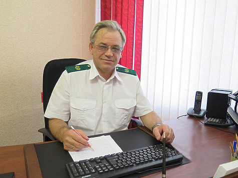 Замминистра охраны окружающей среды отстранен от должности
