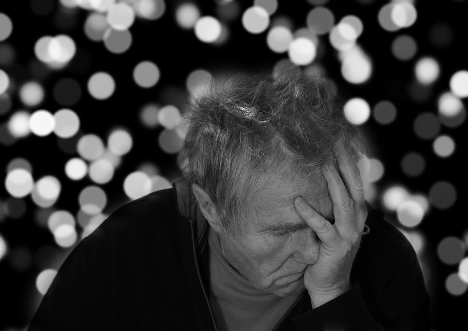 Ученые назвали первый признак развития болезни Альцгеймера