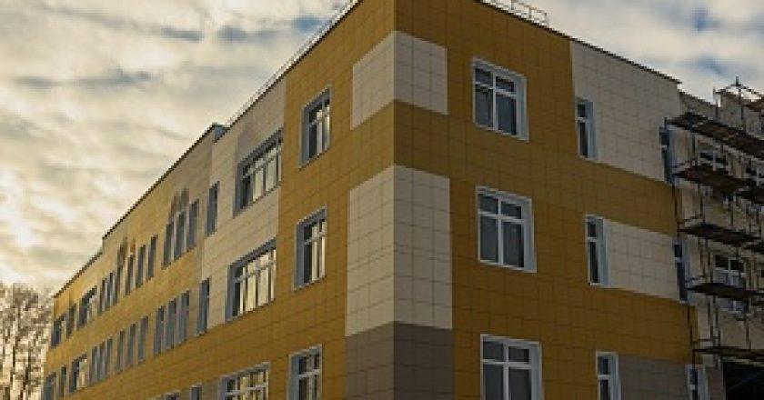 Школа в Зиновых будет сдана к концу 2016 года