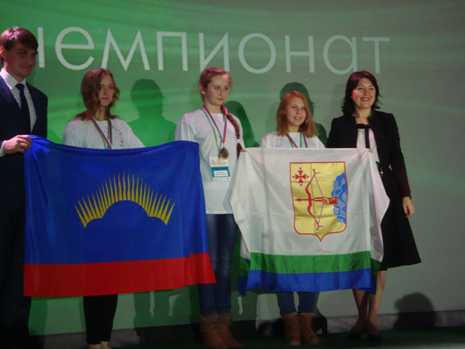 Кировчанка стала призёром национального чемпионата «Абилимпикс»