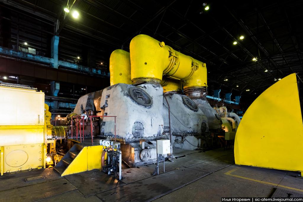 Турбогенератор №3 Кировской ТЭЦ-5 снова в строю