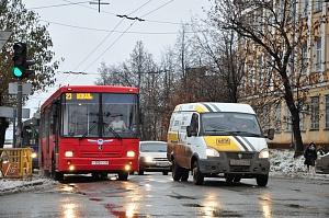 В Кирове на один день изменятся маршруты автобусов и троллейбусов