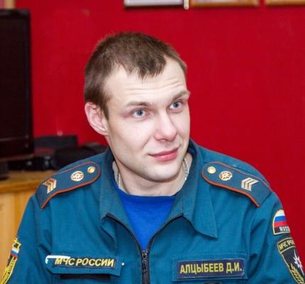 Сотрудник спецподразделения МЧС стал победителем «Созвездия Мужества»