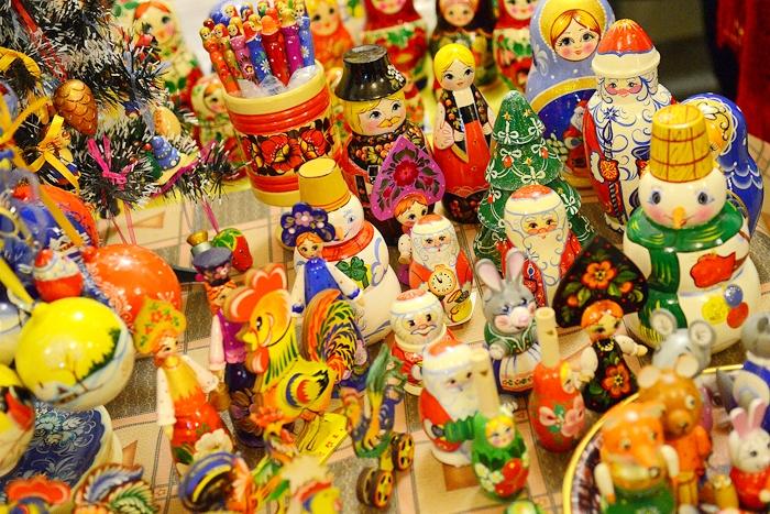Игорь Васильев: «Федеральная торговая сеть будет продвигать вятские игрушки»