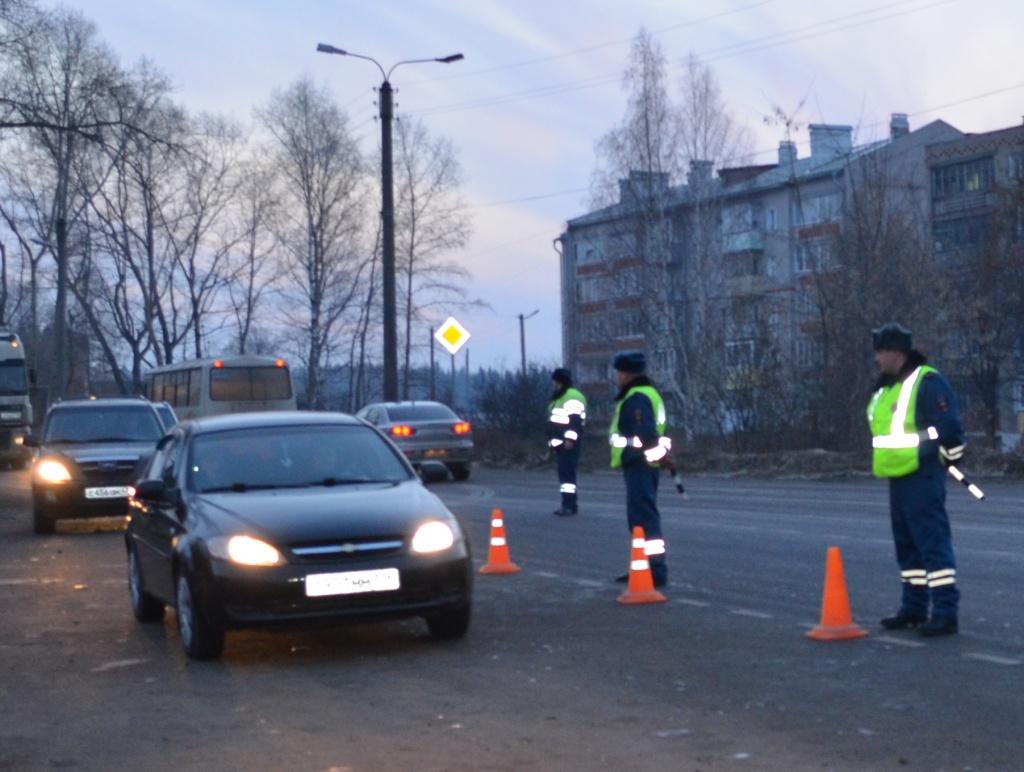 За выходные в Кирове задержаны 24 нетрезвых водителя