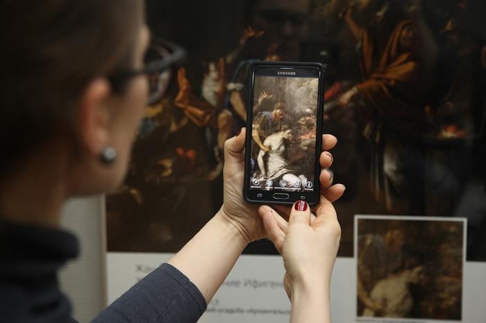 Экспонаты Вятского художественного музея имени В.М. и А.М. Васнецовых можно будет увидеть в дополненной реальности