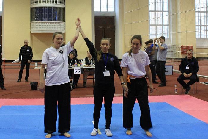 Ушуисты из Кирова успешно выступили на Чемпионате Европы