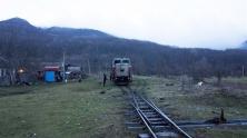 В Подосиновском районе арестовали спорную узкоколейку