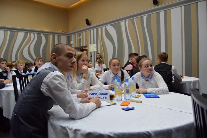 Юные интеллектуалы из Тужы вошли в пятерку умнейших команд ПФО