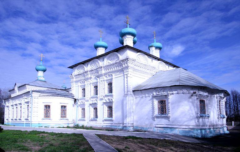 В Слободской привезут мощи Матроны Московской