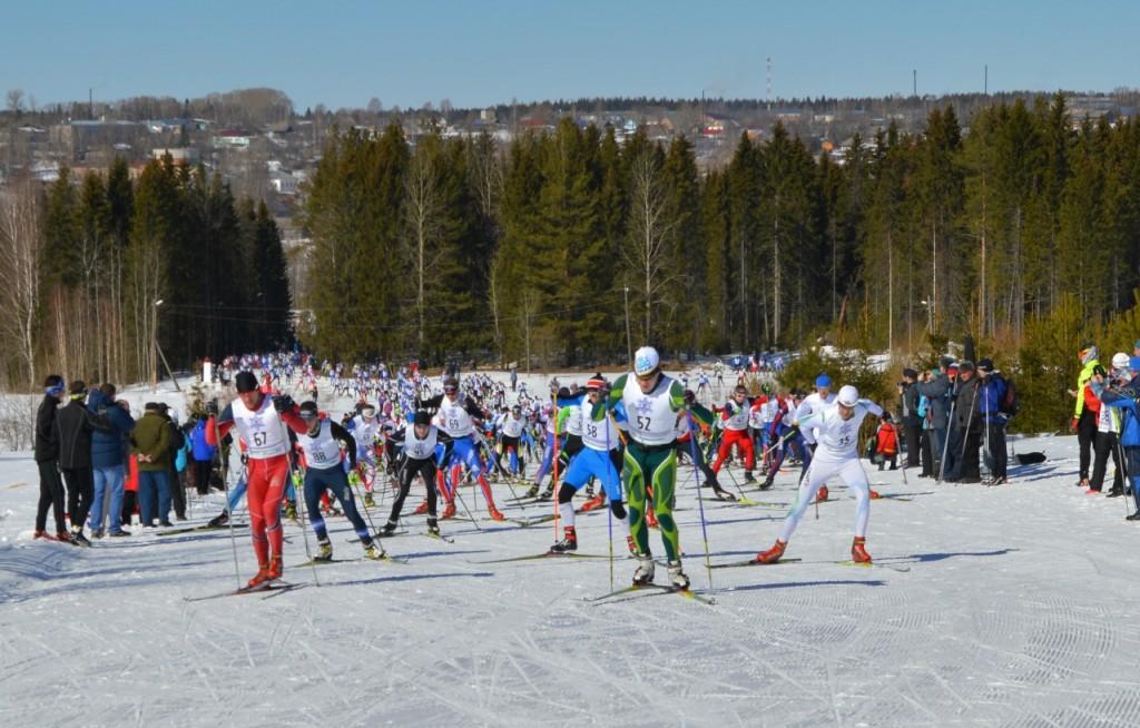 В Кировской области пройдёт «Новогодняя лыжная гонка» на Кубок Губернатора