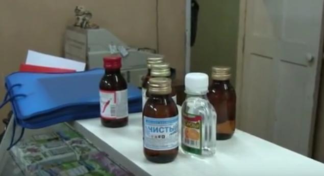 В Кирове из магазина изъяли 200 литров спиртосодержащих лосьонов