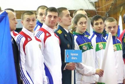 В Кирове начались ХХVI Всероссийские соревнования по пожарно-прикладному спорту «Кубок Вятки»