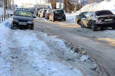 Ольга Куземская: по поручению главы региона проверки состояния дорог и дворов будут еженедельными