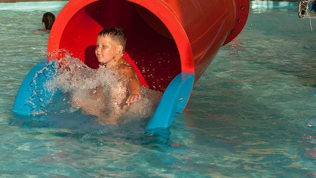 На этой неделе в Кирове откроется аквапарк