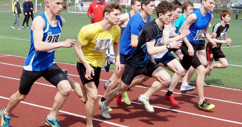 Около 100 тысяч кировчан приняли участие в открытии летнего спортивного сезона