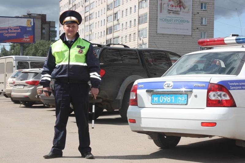 За выходные в Кирове поймали 28 пьяных водителей