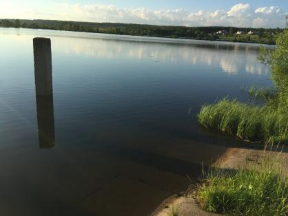 В Вятскополянском районе в пруду утонул 4-летний мальчик