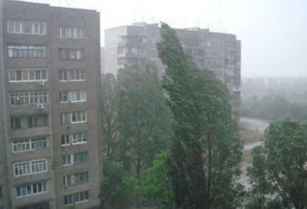 Киров может накрыть ураган