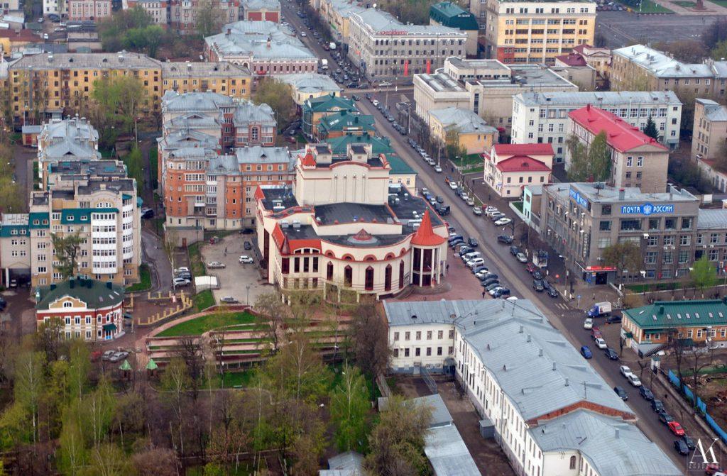 В Кирове в 2018 году начнется разработка нового генерального плана города