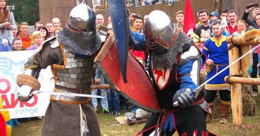 В Порошино соберутся рыцари и викинги
