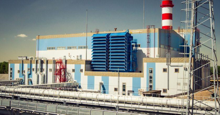 ПГУ на Кировской ТЭЦ-3 выработала 4,5 миллиарда кВт*ч