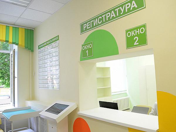 Игорь Васильев принял участие в открытии детской поликлиники в Кирове