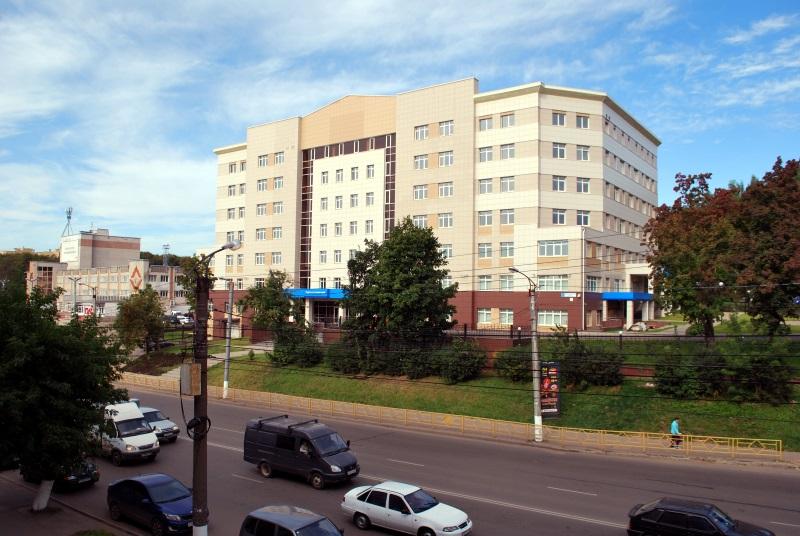 Кировская налоговая переехала в новое здание