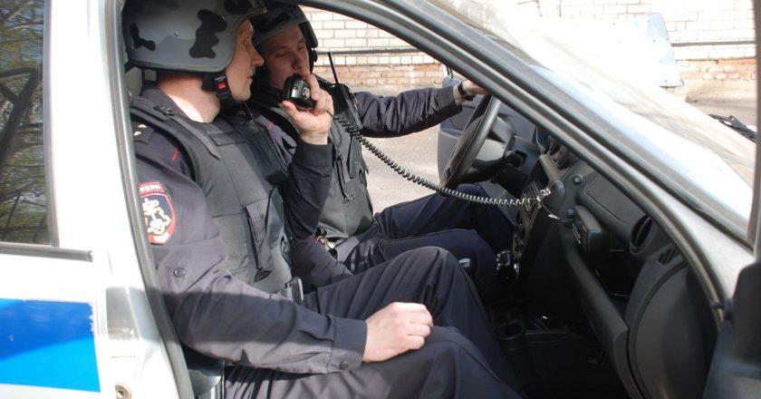 Росгвардейцы задержали двух кировчан, подозреваемых в совершении грабежа