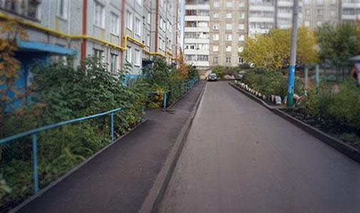 В Кирове стартует приём заявок на ремонт дворов в 2018 году