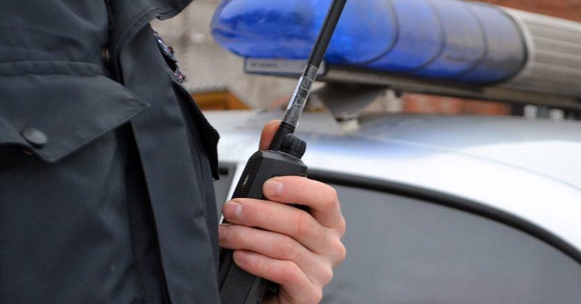 В Кирове сотрудники Росгвардии задержали мужчину, который подозревается в умышленной порче чужого имущества
