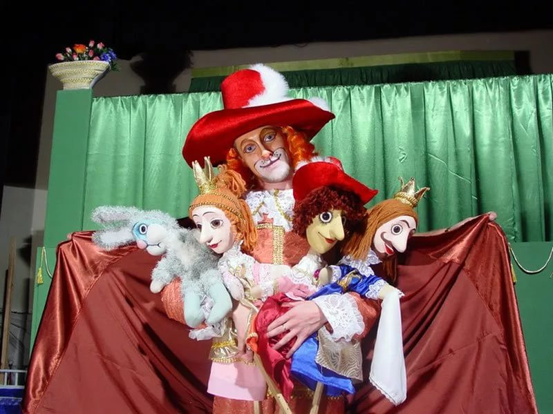 Кировский театр кукол вновь отправляется на гастроли