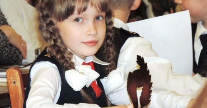 Ева Ракитина - лучший юнкор в Поволжье